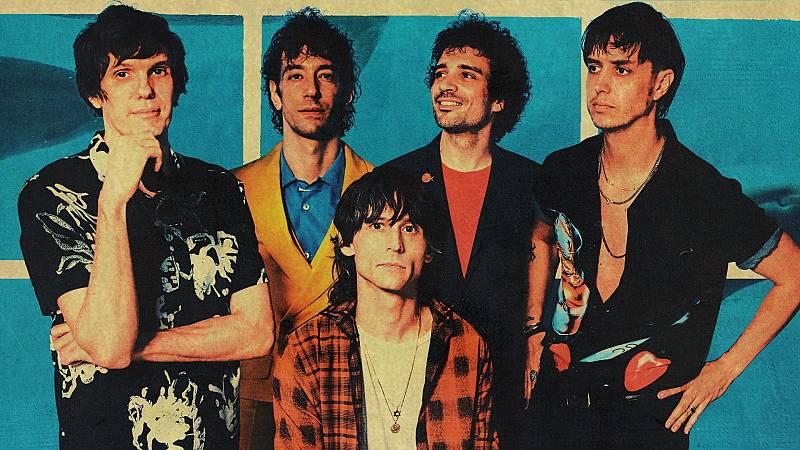 Na Na Na - The Strokes, juntos y por separado - 07/04/20 -  escuchar ahora