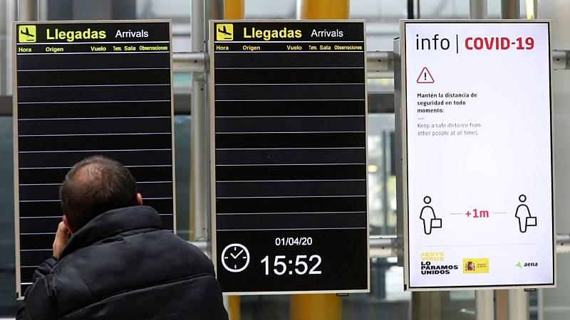 """14 horas - """"Las consecuencias para el turismo este año van a ser totalmente devastadoras"""" - Escuchar ahora"""