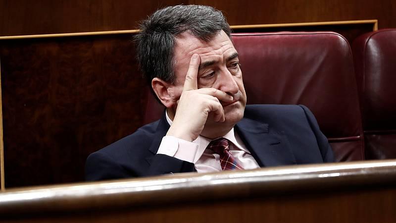 Boletines RNE - El PNV votará a favor de la prórroga del estado de alarma - Escuchar ahora