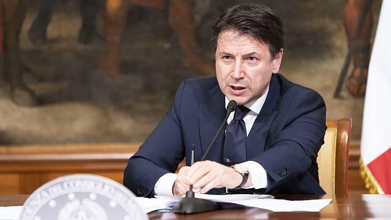 24 horas - Italia inyectará 400.000 millones de euros en la economía - Escuchar ahora