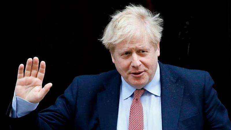 Las mañanas de RNE con Íñigo Alfonso - Boris Johnson permanece estable en la UCI de un hospital de Londres