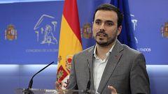 """Las mañanas de RNE con Íñigo Alfonso - Alberto Garzón: """"Hemos cometido errores, pero esta crisis ha desbordado a todos los gobiernos"""""""