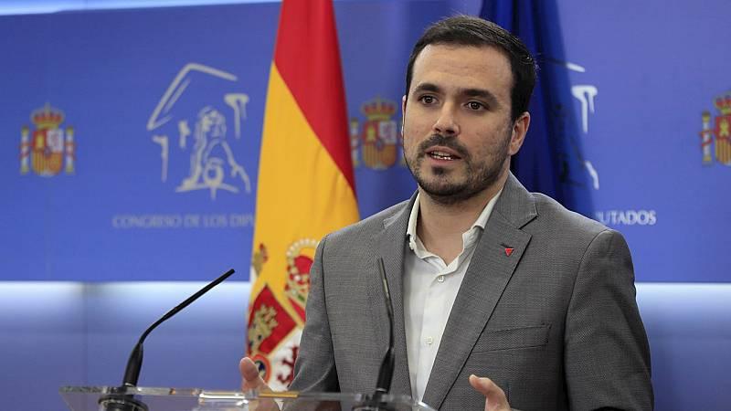 """Las mañanas de RNE con Íñigo Alfonso - Alberto Garzón: """"Hemos cometido errores, pero esta crisis ha desbordado a todos los gobiernos"""" - Escuchar ahora"""
