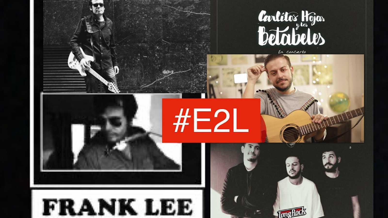Entre dos luces - Pidiendo pista: Frank Lee, Carlitos Hojas y Los Betabeles - 08/04/20 - escuchar ahora