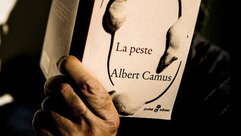 Biblioteca básica - La peste. Albert Camús - 08/04/20 - escuchar ahora