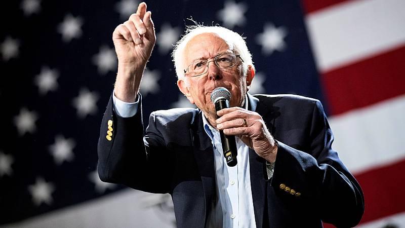 Boletines RNE - Sanders se retira de la carrera a la presidencia de EE.UU. - Escuchar ahora
