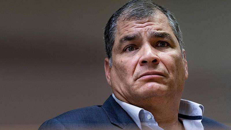 Cinco Continentes - Rafael Correa, condenado a 8 años de cárcel - Escuchar ahora