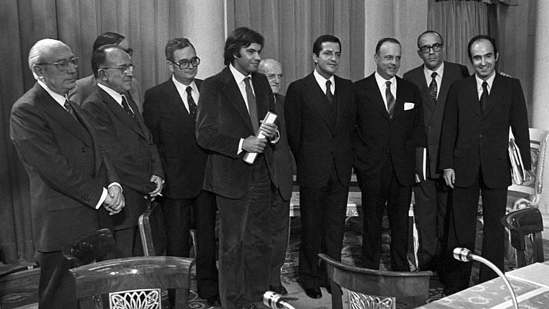 Las mañanas de RNE con Íñigo Alfonso - Así sonaron los Pactos de la Moncloa de 1977 - Escuchar ahora