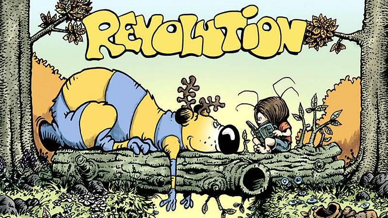 Viñetas y bocadillos - Mortimer 'Revolution' - 09/04/20 - escuchar ahora