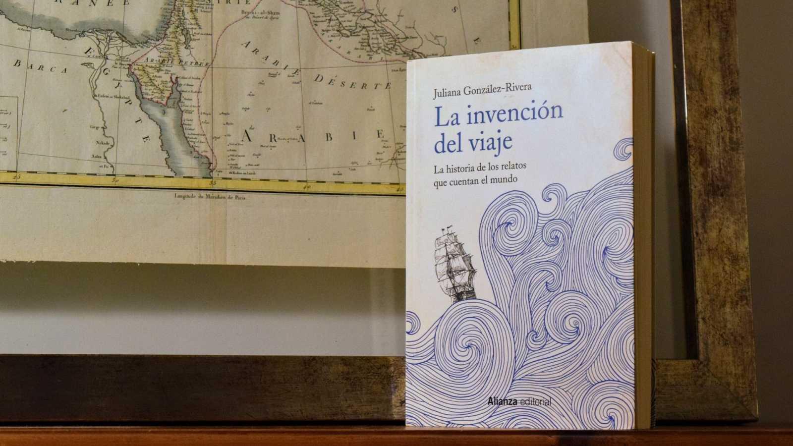 Oxiana - Juliana González-Rivera | La invención del viaje - Escuchar ahora