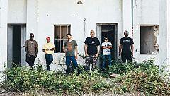 Siglo 21 - Sesión de Asian Dub Foundation - 10/04/20