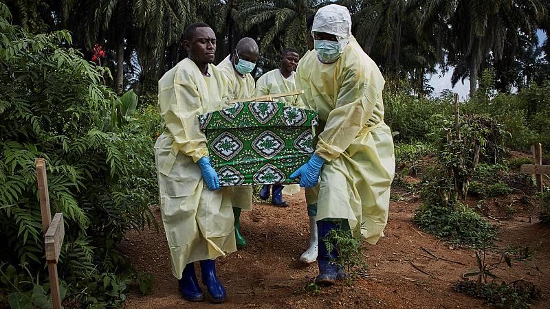Boletines RNE - Un nuevo caso de ébola en la RDC prolonga la epidemia - Escuchar ahora