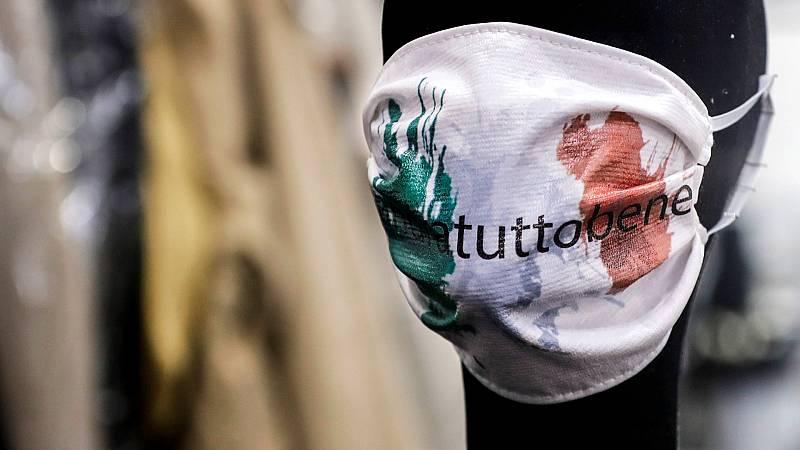 24 horas - Italia alargará el confinamiento hasta el 3 de mayo - Escuchar ahora
