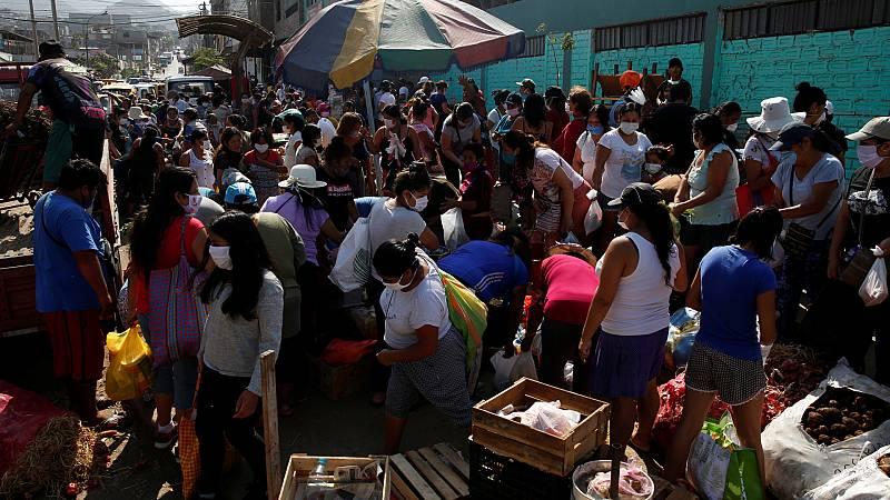 Cinco Continentes - Preocupación en América Latina por los más vulnerables - Escuchar ahora