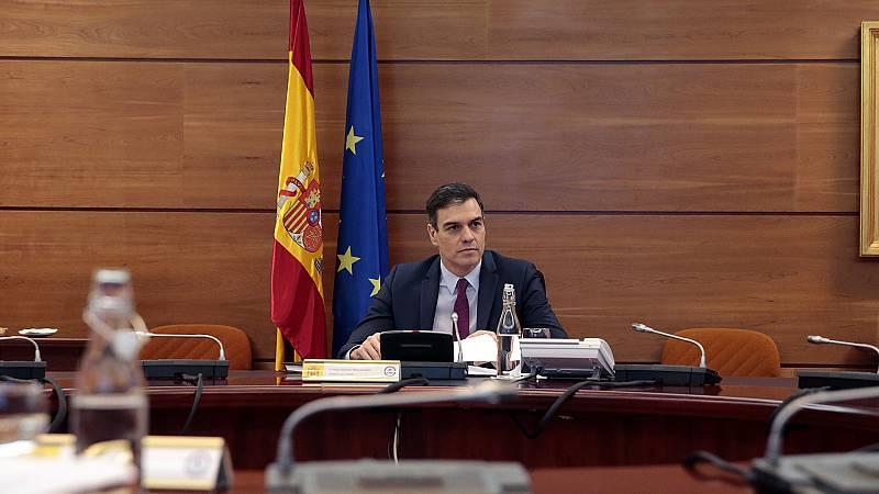 España a las 8 Fin de Semana - Sánchez prepara un gran pacto nacional con los líderes políticos, empresarios y sindicatos - Escuchar ahora