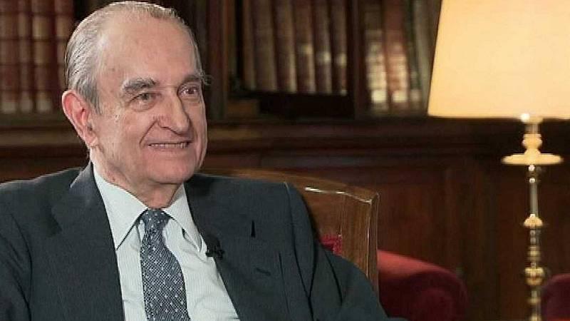 Boletines RNE - Fallece Landelino Lavilla, figura clave en la Transición, a los 85 años - Escuchar ahora