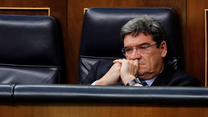 Boletines RNE - Casi 14.000 millones de euros en forma de préstamo para garantizar el pago de las pensiones - Escuchar ahora