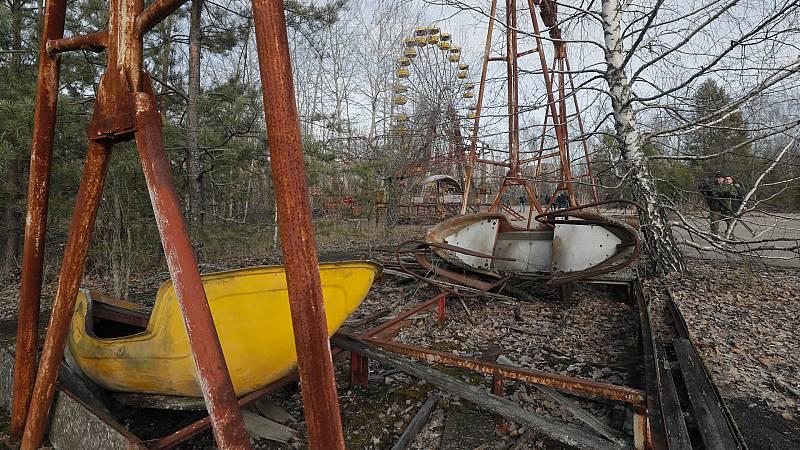 Cinco Continentes - Los riesgos de los incendios en Chernóbil - Escuchar ahora