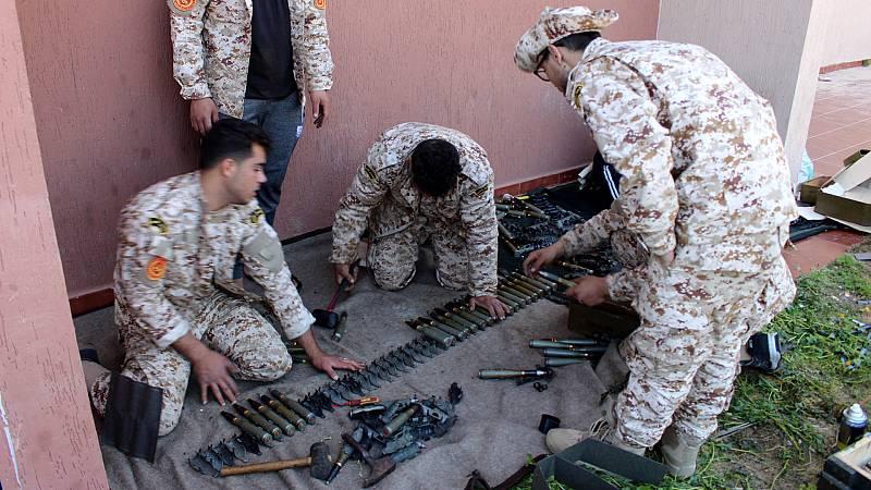 Cinco Continentes - COVID-19, Chernóbil y la guerra en Libia  - Escuchar ahora