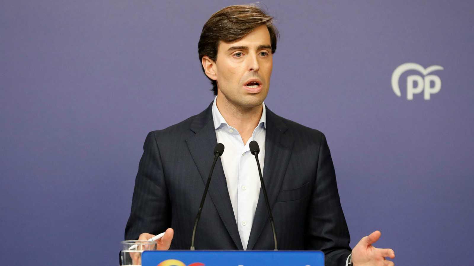 """Las mañanas de RNE con Íñigo Alfonso - Pablo Montesinos: """"Pedro Sánchez no cuenta con el principal partido de la oposición"""" - Escuchar ahora"""