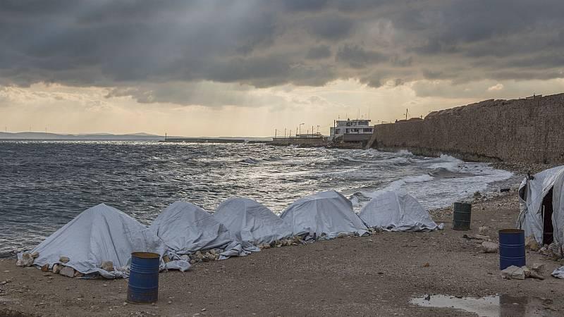 Europa abierta R-5 - La lenta respuesta de la UE con los refugiados en las islas griegas - 16/04/20 - escuchar ahora