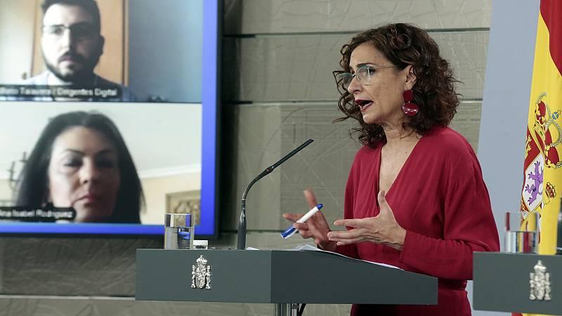 España a las 8 Fin de Semana - Cultura acuerda un paquete de medidas urgentes para paliar los efectos de la crisis en el sector - Escuchar ahora