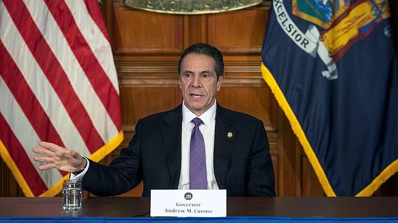 24 horas fin de semana - 20 horas - Nueva York declara que ha superado el cénit de la curva de contagios - Escuchar ahora