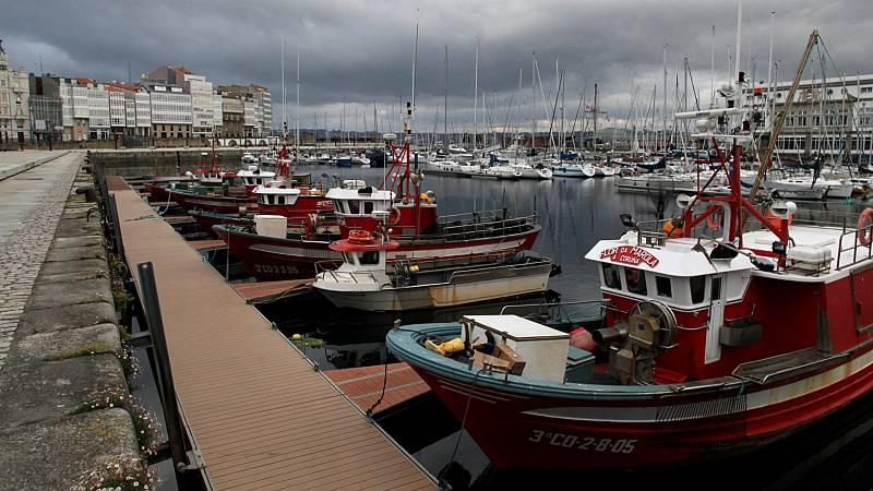 14 horas - Los pescadores piden ayudas económicas y medidas de seguridad - Escuchar ahora