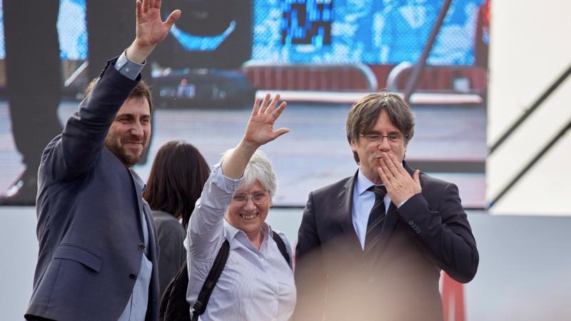 Boletines RNE - Bélgica desestima la demanda de Puigdemont contra el juez Llarena  - Escuchar ahora