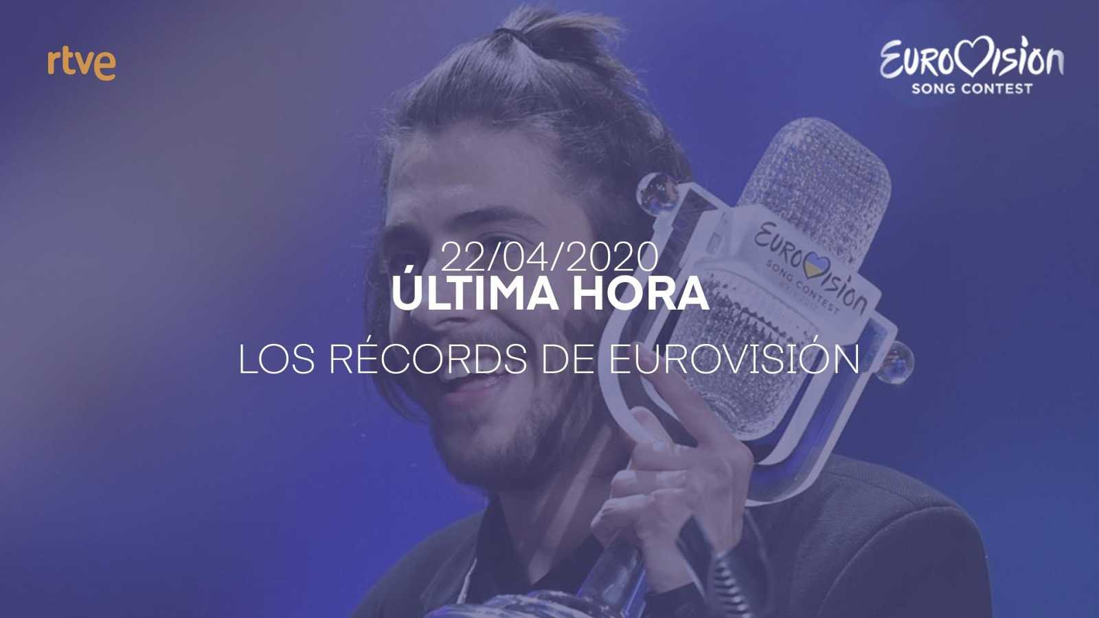 Los récords de Eurovisión