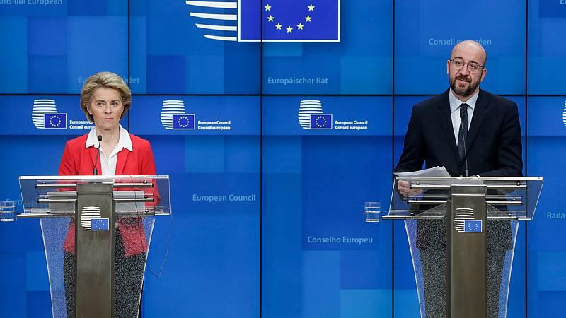 Cinco Continentes - COVID-19: este jueves, nueva cita de los líderes europeos - Escuchar ahora