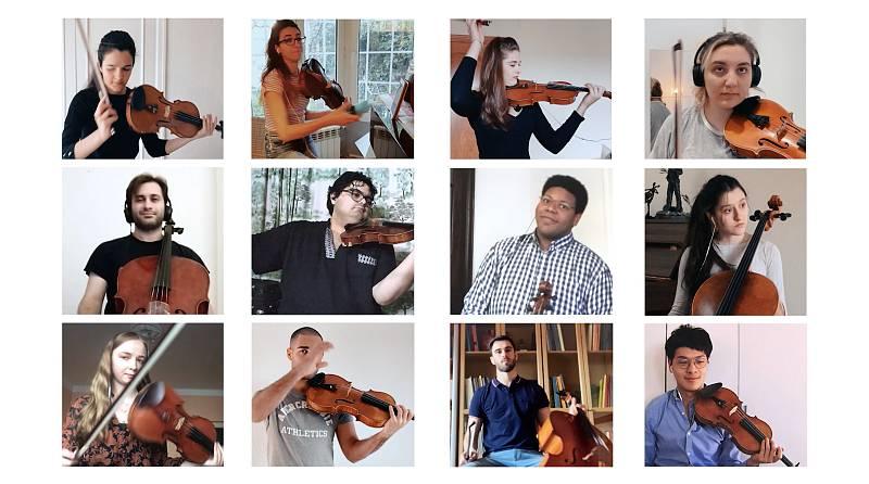 Tendencias - 'Teams': La música sigue en la Escuela Reina Sofía - 23/04/20 - Escuchar ahora