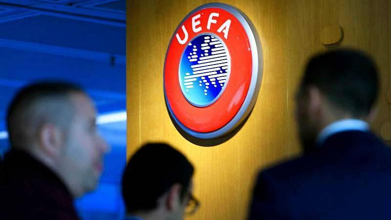 Boletines RNE - La UEFA insiste en terminar las ligas antes del 3 de agosto - Escuchar ahora