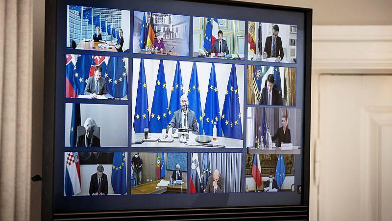 24 horas - La cumbre europea finaliza sin acuerdo: la Comisión deberá presentar una propuesta - Escuchar ahora