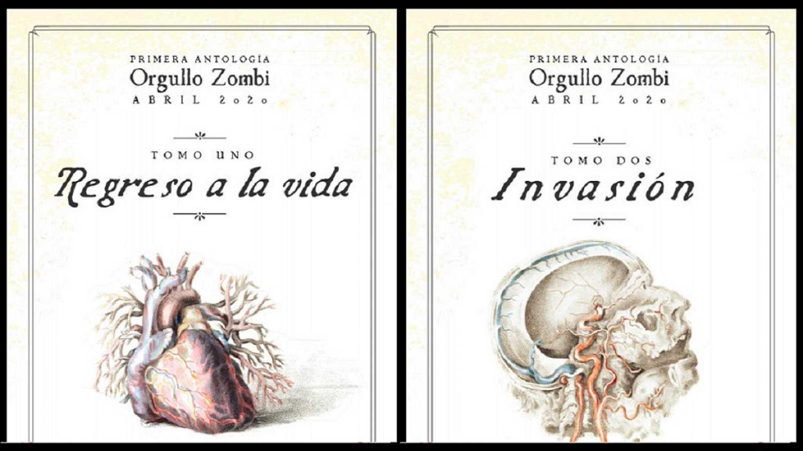 La libélula - Antología Orgullo Zombi (Andrés Granbosque, VVAA) - 24/04/20 - escuchar ahora