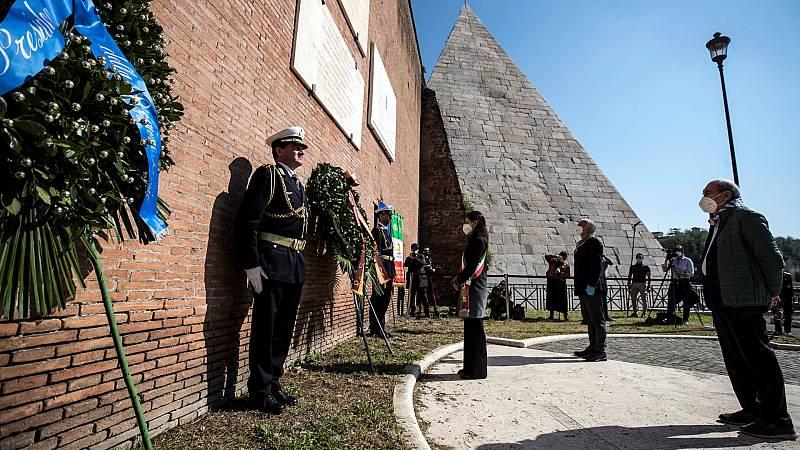 14 horas Fin de Semana - Italia celebra el Día de la liberación desde casa - Escuchar ahora