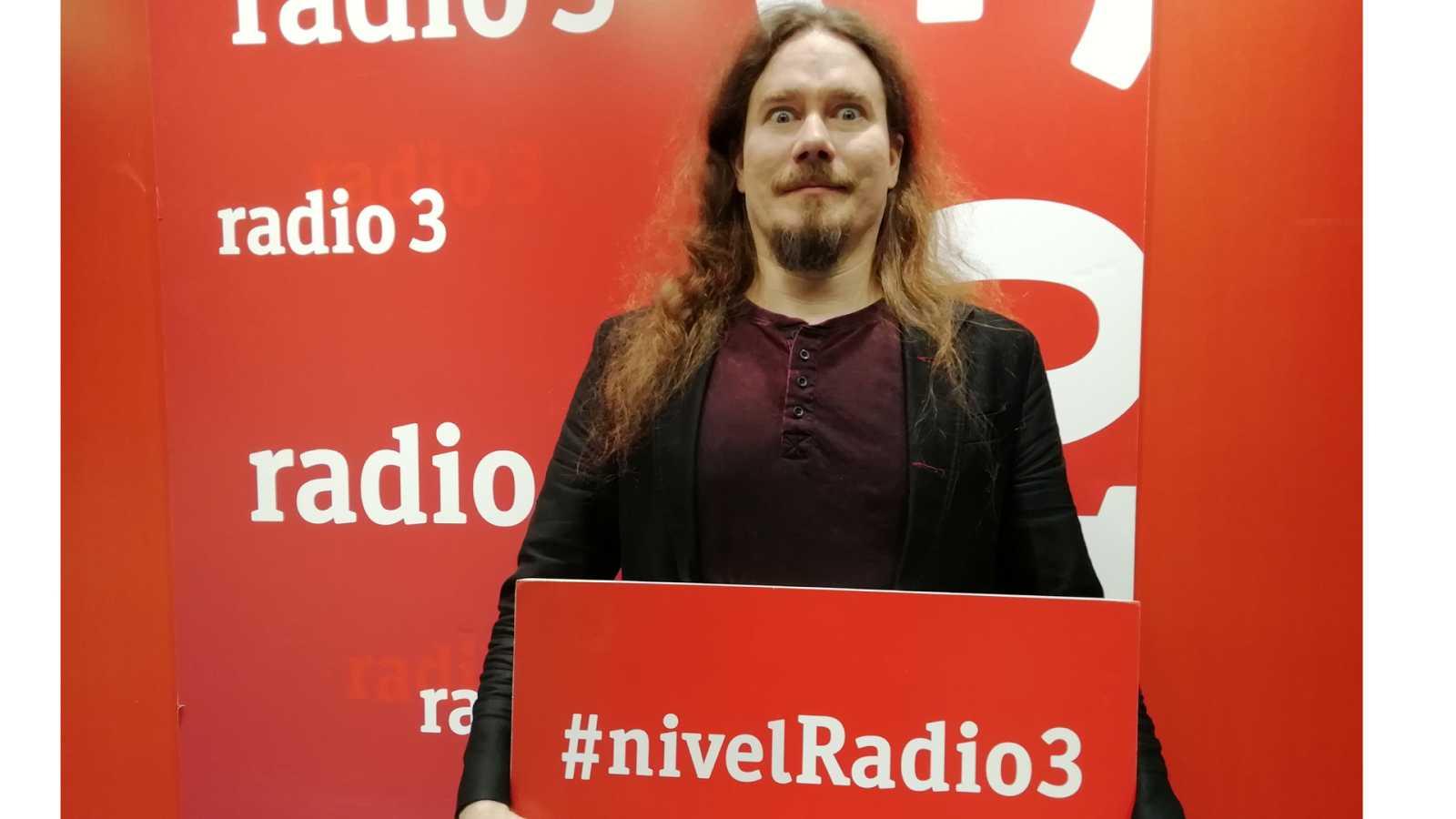 El vuelo del Fénix - Entrevista Holopainen de Nightwish - 27/04/20 - escuchar ahora