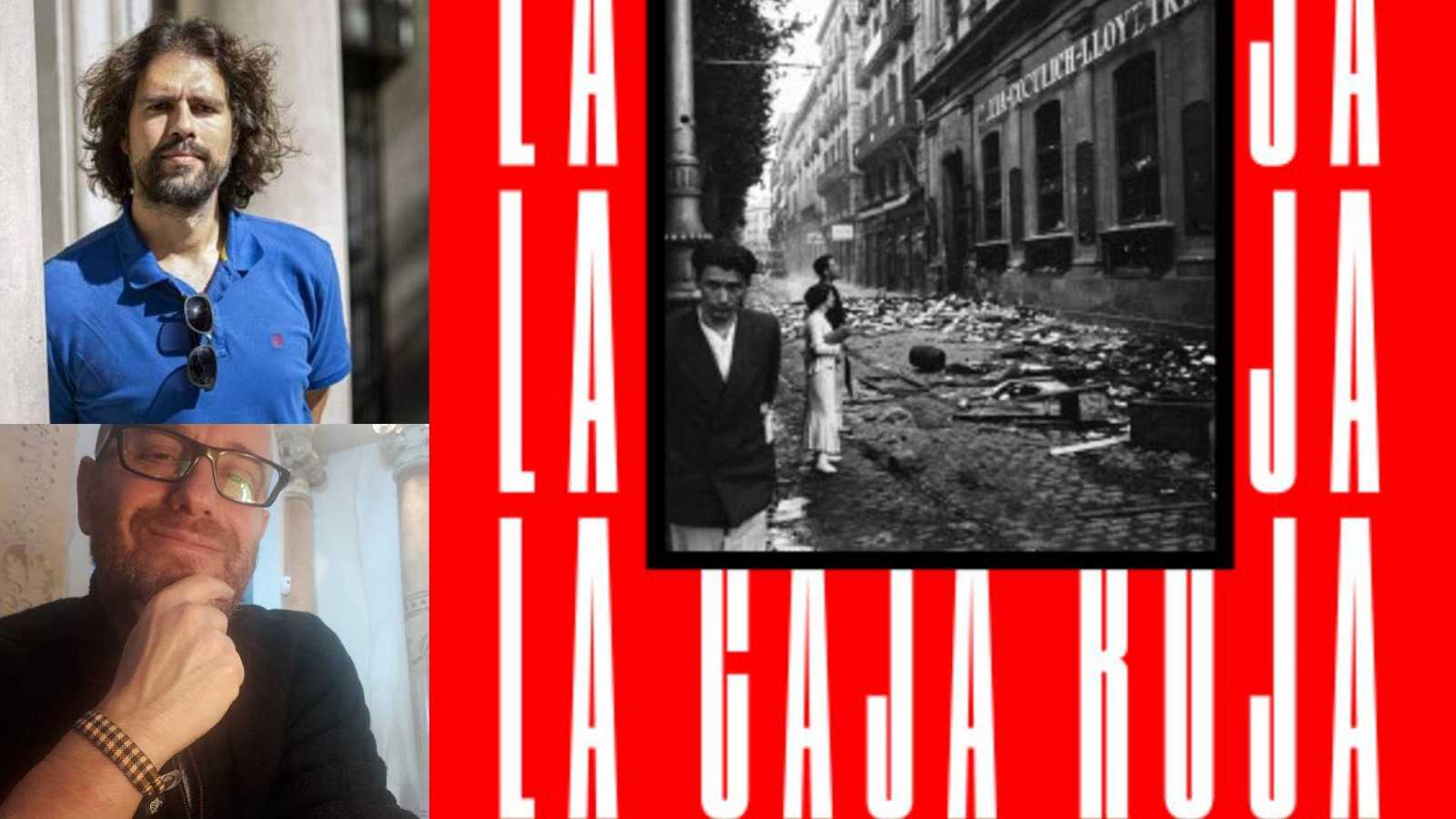 El ojo crítico - 'La caja roja'. Fotos inéditas de Campañâ en la Barcelona de la Guera Civil - Escuchar ahora