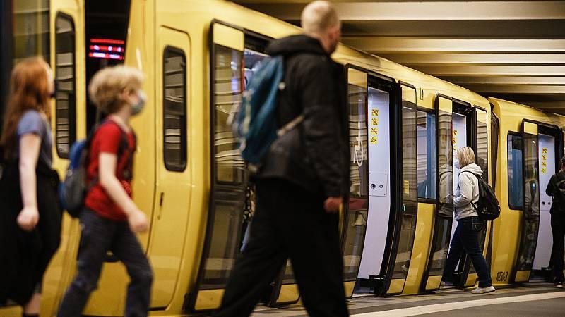 24 horas - Alemania impone sanciones de hasta 10.000 euros por no llevar mascarilla - Escuchar ahora