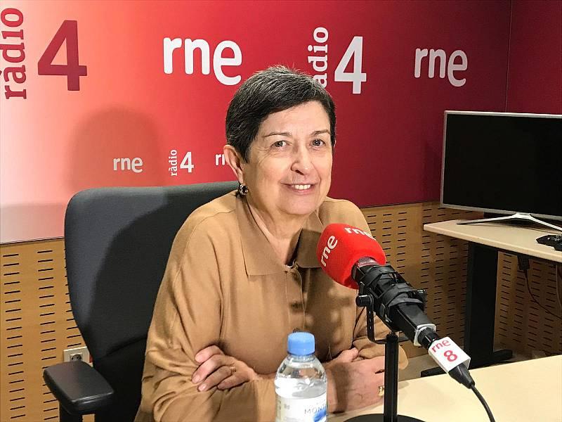 Gemma Nierga entrevista Teresa Cunillera 28/04/20