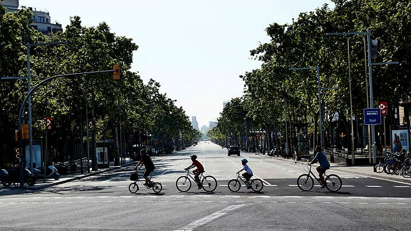 """Las mañanas de RNE con Íñigo Alfonso - """"La bicicleta es una pieza clave para desescalar"""" - Escuchar ahora"""