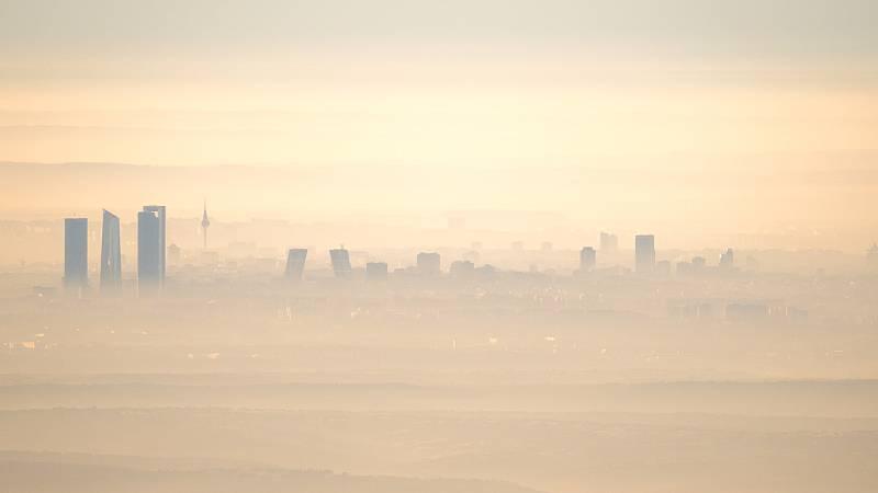 Boletines RNE - La concentración de CO2 no disminuye con la pandemia - Escuchar ahora