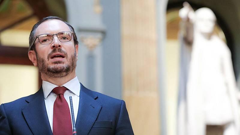 """Las mañanas de RNE con Íñigo Alfonso -  Maroto (PP): """"Sánchez pide diálogo y luego se queda en casa"""" - Escuchar ahora"""