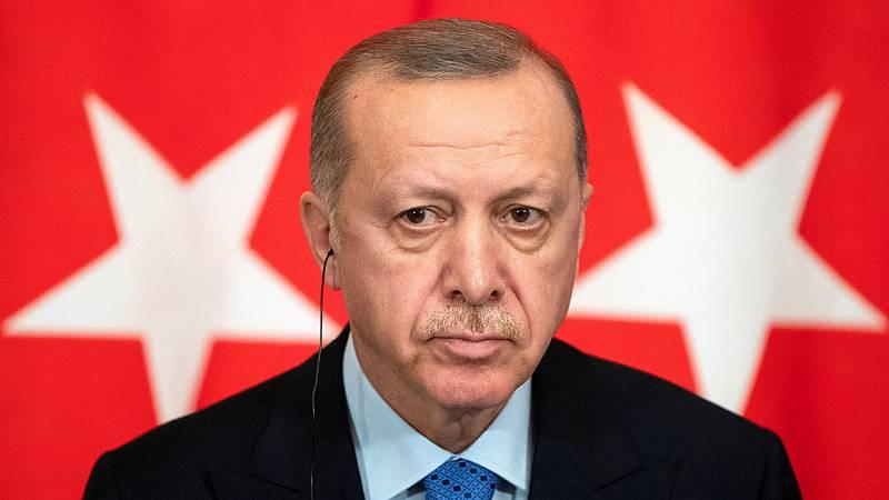 Cinco continentes - Turquía: más prospecciones en el Mediterráneo - Escuchar ahora