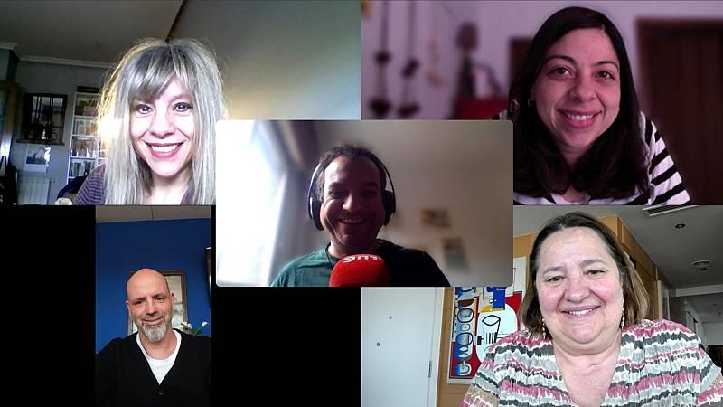 La sala - Periodistas teatreros: Machús Osinaga, Paloma Cortina, Raúl Losánez y Rosana Torres - Escuchar ahora