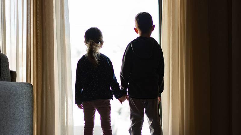 14 horas - Aumenta la violencia en el hogar contra los niños en el confinamiento - Escuchar ahora