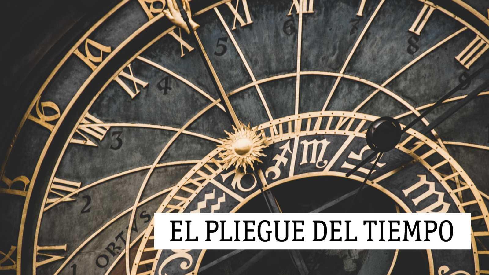 El pliegue del tiempo - Enrique Aroca a la sombra de Turina - 06/05/20 - escuchar ahora
