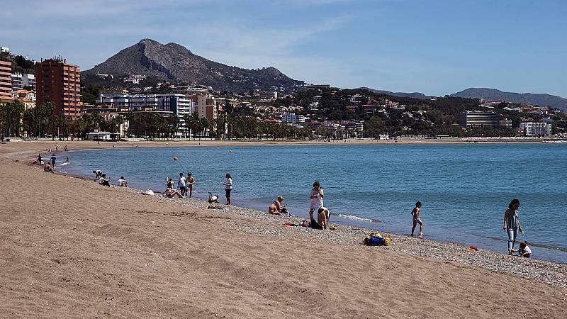 14 horas - Los municipios costeros estudian cómo evitar contagios en las playas - Escuchar ahora