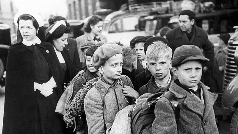 24 horas - En algún lugar del tiempo   El día después de la II Guerra Mundial - Escuchar ahora