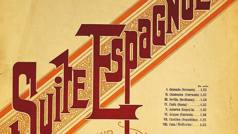 Gran repertorio - ALBÉNIZ: Suite española - 06/05/20 - escuchar ahora